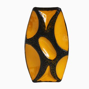 Model 311 Fat Lava Vase by Dorothea Roth for Roth Keramik, 1960s