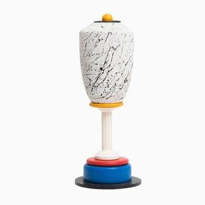 Postmoderne Italienische Vase, 1980er