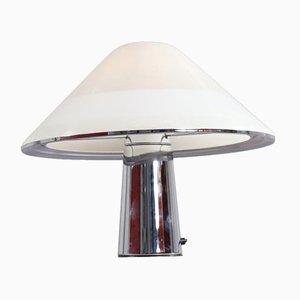 Mushroom Tablelamps by Harvey Guzzini, 1970s