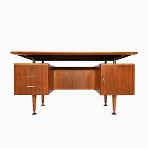 Mid-Century Poly-Z Schreibtisch von A.A.Patijn für Zijlstra Joure, 1950er