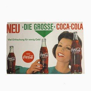 Affiche Coca-Cola Vintage, 1960s