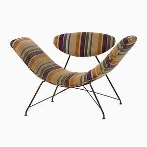 Brasilianischer Mid-Century Poltrona Stuhl von Martin Eisler für Forma, 1955