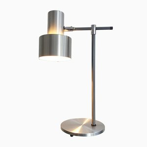 Aluminium Lento Table Lamp by Jo Hammerborg for Fog & Mørup, 1960s