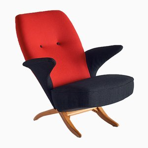 Penguin Lounge Chair by Theo Ruth for Artifort, 1950s