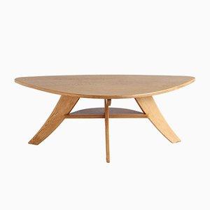 Oak Coffee Table by Jan Den Drijver for Wooninrichting De Stijl, 1948