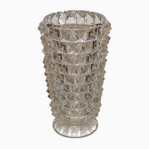 Rostrato Murano Glass Vase by Ercole Barovier, 1930s