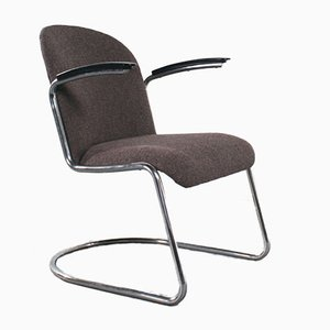 Model 413 Easy Chair by Willem Hendrik Gispen for Gipsen, 1935
