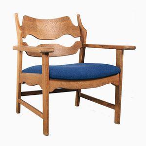 Razor Blade Chair by Henning Kjaernulf