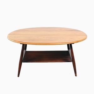 Mid-Century Coffee Table by Lucian Ercolani for Ercol