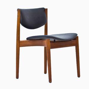 Dänischer Modell 197 Stuhl von Finn Juhl für France & Son, 1960er