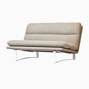 Zwei-Sitzer Sofa von Kho Liang Ie für Artifort, 1960er