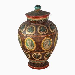 Italienische Vintage Keramik Vase