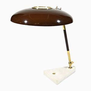 Italienische Schreibtischlampe von Stilux Milano, 1950er
