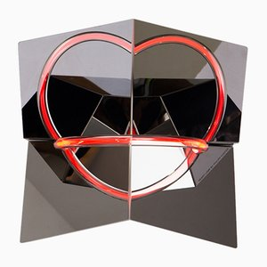 Lampada (breaking) Heart di Philipp Käfer
