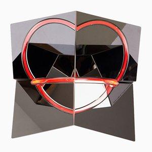 Lampe (breaking) Heart par Philipp Käfer