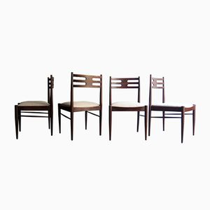 Mid-Century Dining Chairs, Set of 4