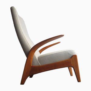 Mid-Century Norwegian Easy Chair, 1950s