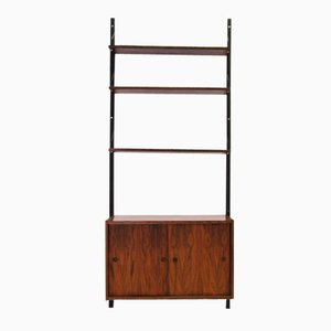 Mid-Century Danish Rosewood Wall Unit by Poul Cadovius for Royal System, 1950s