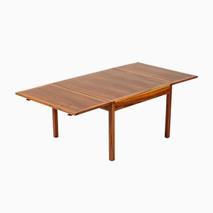 Danish Walnut Coffee Table by Børge Mogensen for Fredericia Stolefabrik, 1960s