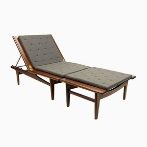 GE-1 Daybed by Hans J. Wegner for Getama, 1950s