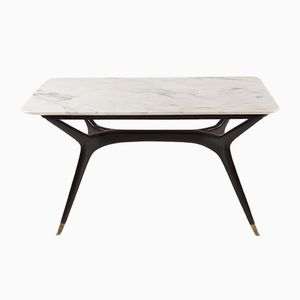 Italian Marble Coffee Table by Ico Parisi, 1950s