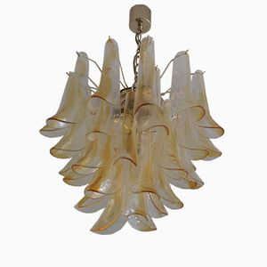 Murano Glas Kronleuchter von La Murrina, 1960er