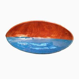Half Blue Eyed Bowl by Markus Friedrich Staab, 2017