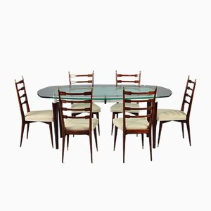 Italian Dining Set, 1960s