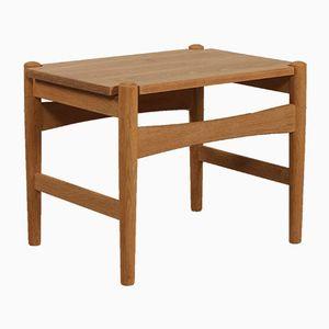 Table d'Appoint AT 50 par Hans J. Wegner pour Andreas Tuck, 1950s