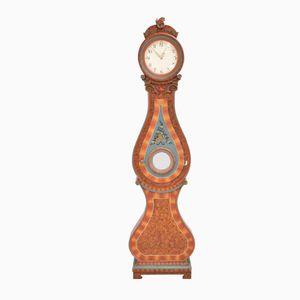 Vintage Mora Style Swedish Clock