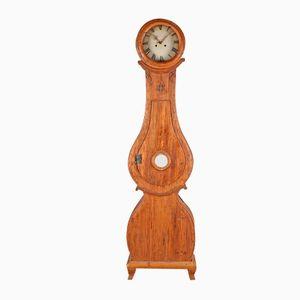Gustavian Swedish Mora Clock, 1800s