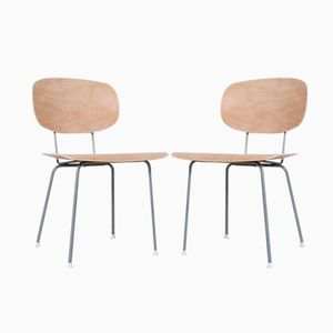 Vintage 116 Chairs by Wim Rietveld for Gispen, Set of 2