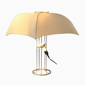 Vintage Umbrella Floor Lamp by Gijs Bakker for Artimeta