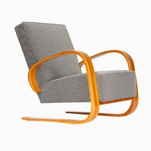 Cantilever Lounge Chair by Miroslav Navratil, 1950s