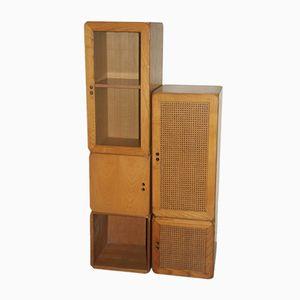 Modular Cube Wall Unit, 1960s