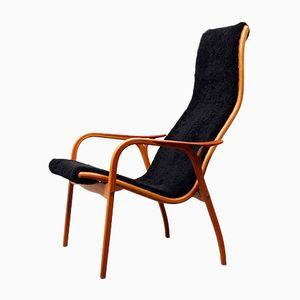 Mid-Century Lamino Polsterstuhl von Yngve Ekström für Swedese Design