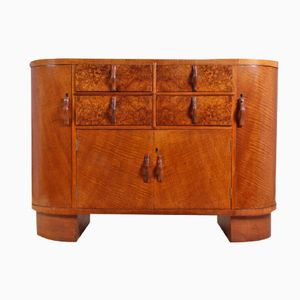 Art Deco Cocktail Sideboard, 1930s