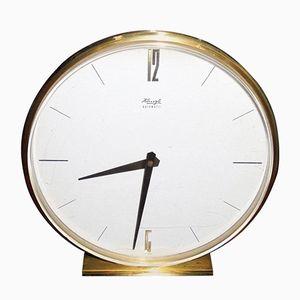 Horloge de Table Mid-Century par Wilhelm Kienzle pour Kienzle International, 1960s