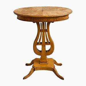 Biedermeier Small Table, 1820s