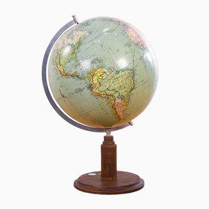 Globe Terrestre Vintage, Angleterre
