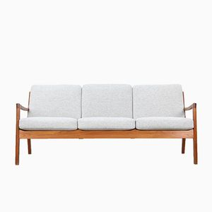 Vintage Teak Sofa by Ole Wanscher for France & Søn