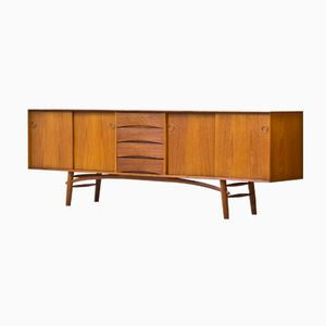 Norwegian Sideboard by Rolf Rastad & Adolf Relling for Gustav Bahus, 1950s