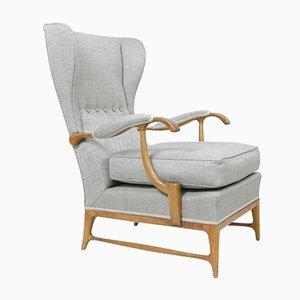 Lounge Chair by Paolo Buffa, 1950s