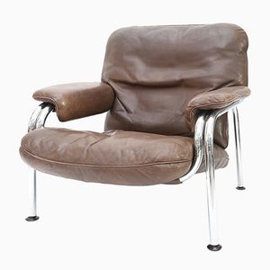 Chaise Club Vintage par Walter Knoll