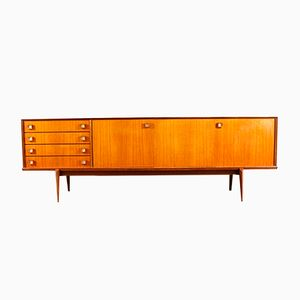 Belgian Sideboard by Oswald Vermaercke for V-Form, 1960s