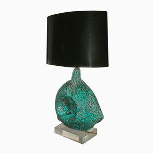 Ceramic Table Lamp, 1970