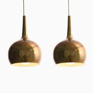 Danish Pendants by Svend Aage Hold Sørensen, 1950s, Set of 2