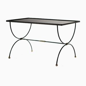 Mid-Century Wrought Iron Coffee Table, 1950s