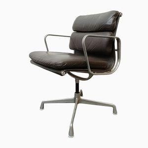 Gepolsterter Schreibtischstuhl von Charles & Ray Eames für Herman Miller