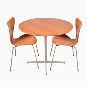 Dänisches Esszimmerset von Arne Jacobsen für Fritz Hansen, 1960er
